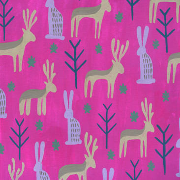 Gouache Patterns