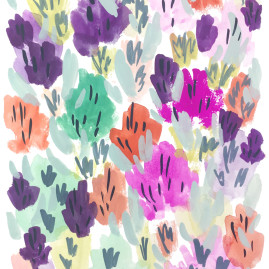 Painterly Florals